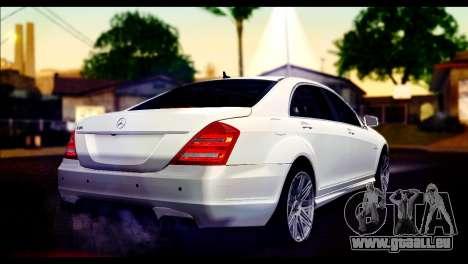 Mercedes-Benz S70 für GTA San Andreas linke Ansicht