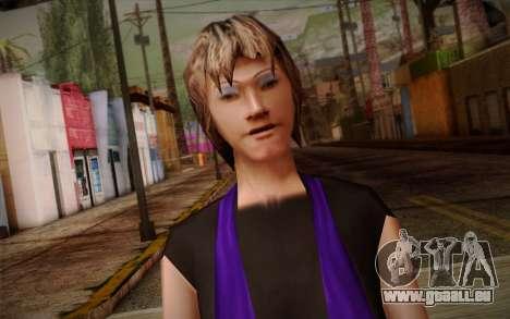 Ginos Ped 30 für GTA San Andreas dritten Screenshot