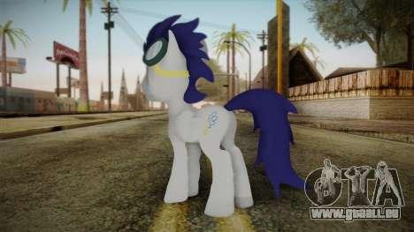 Soarin from My Little Pony pour GTA San Andreas deuxième écran