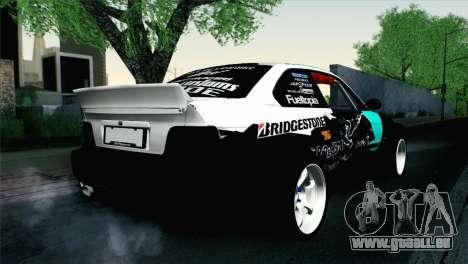 BMW M3 E36 Bridgestone v3 für GTA San Andreas linke Ansicht
