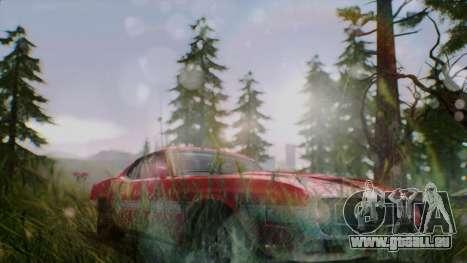 Santo ENB v4 Reffix pour GTA San Andreas quatrième écran