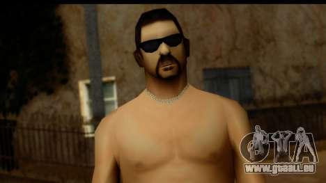 GTA San Andreas Beta Skin 7 pour GTA San Andreas troisième écran