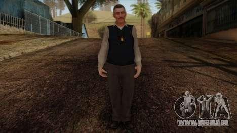 GTA 4 Emergency Ped 4 für GTA San Andreas