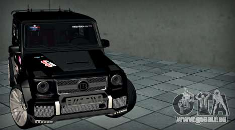 Brabus 700 für GTA San Andreas