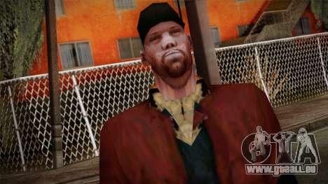GTA San Andreas Beta Skin 16 für GTA San Andreas dritten Screenshot