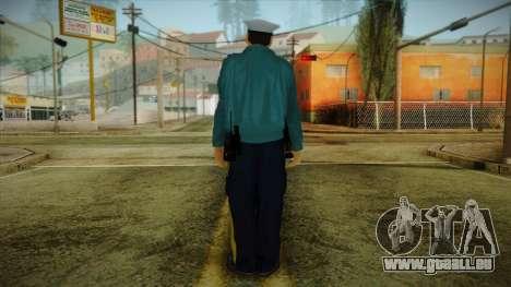 GTA 4 Emergency Ped 1 für GTA San Andreas zweiten Screenshot