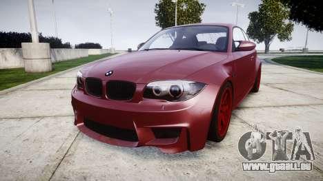 BMW 1M 2011 pour GTA 4