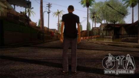GTA San Andreas Beta Skin 11 pour GTA San Andreas deuxième écran