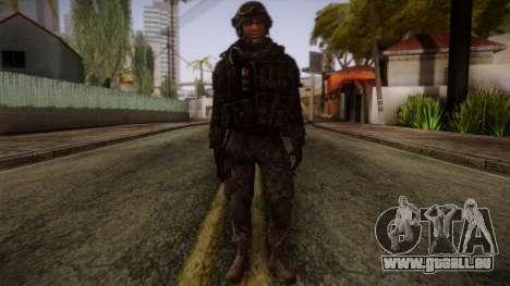 Modern Warfare 2 Skin 6 pour GTA San Andreas