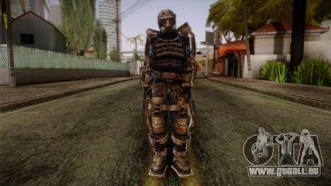 Mercenaries Exoskeleton für GTA San Andreas