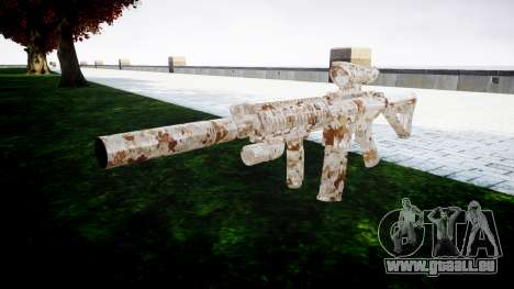 Machine M4 Devgru cible pour GTA 4