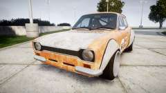 Ford Escort Mk1 Rust Rod v2.0 pour GTA 4
