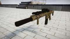 Fusil d'assaut AAC ratel [Remake] tar