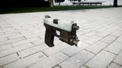 Pistole HK USP 45 eisigen