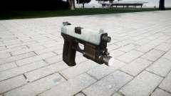 Pistolet HK USP 45 glacial