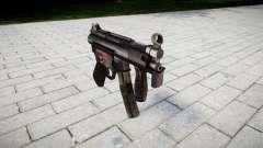 Pistolet MP5K