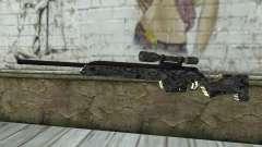 Le nouveau fusil de sniper