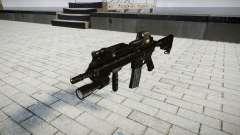 Le HK416 fusil Tactique cible