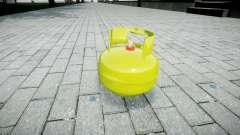 Grenade-bouteille de Gaz-