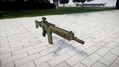 Fusil automatique de cible Ak5C