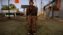 Chaffin from Battlefield 3
