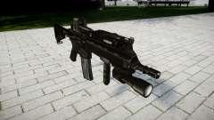 Le HK416 fusil Tactique