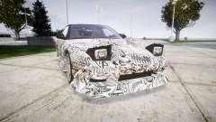 Nissan 240SX SE S13 1993 Sharpie