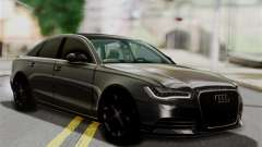 Audi A6 (C7) pour GTA San Andreas