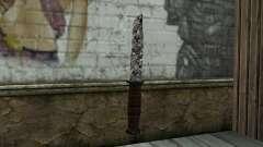 Nouveau couteau