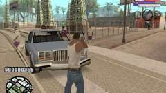 C-HUD Pony and Pomidors pour GTA San Andreas