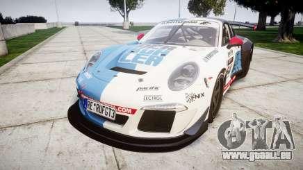 RUF RGT-8 GT3 [RIV] Der Kuhler pour GTA 4