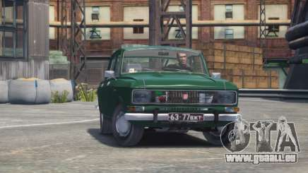 AZLK 2140 pour GTA 4