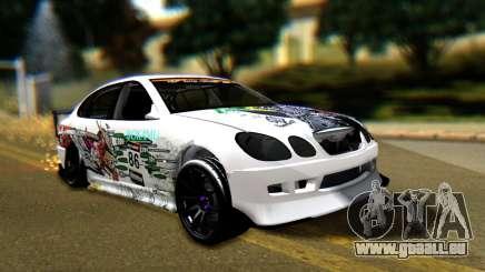 Toyota Aristo für GTA San Andreas