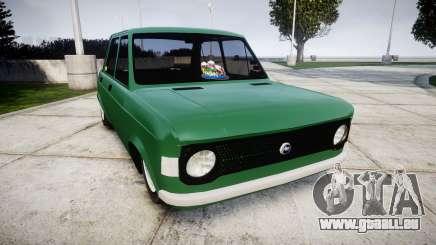 Fiat 128 Berlina pour GTA 4