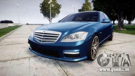 Mercedes-Benz S65 W221 AMG v2.0 rims2 für GTA 4