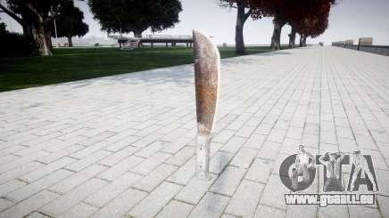 Machette pour GTA 4