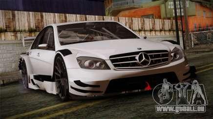 Mercedes-Benz C-Coupe AMG DTM pour GTA San Andreas