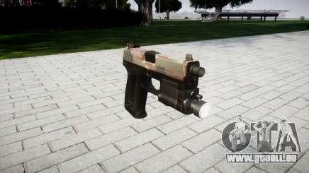 Pistole HK USP 45 berlin für GTA 4