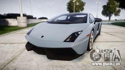 Lamborghini Gallardo LP570-4 Superleggera 2011 für GTA 4