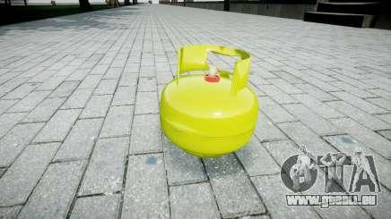 Granatapfel-Gasflasche- für GTA 4