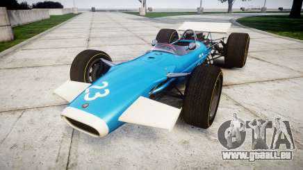 Lotus Type 49 1967 [RIV] PJ23-24 für GTA 4