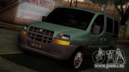 Fiat Doblo 2005 pour GTA San Andreas