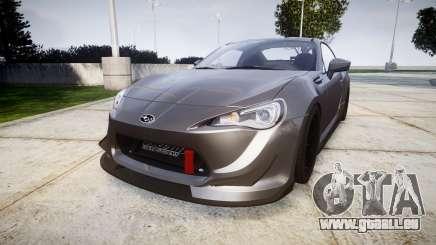 Subaru BRZ 2011 für GTA 4