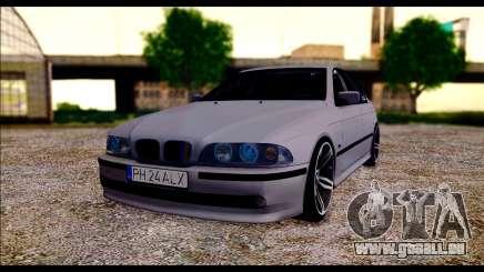 BMW 520d 2000 pour GTA San Andreas