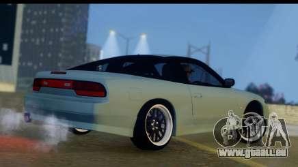 Nissan 180SX LF Silvia S15 pour GTA San Andreas