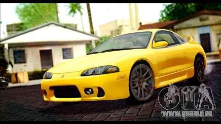 Mitsubishi Eclipce 1999 für GTA San Andreas