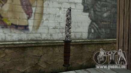 Nouveau couteau pour GTA San Andreas