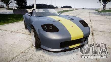 Bravado Banshee ESP pour GTA 4