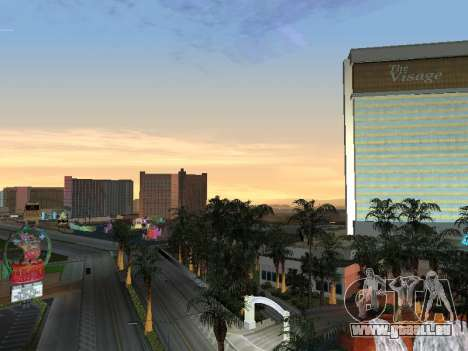Real California Timecyc für GTA San Andreas siebten Screenshot