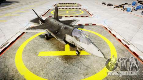 Lockheed F-35B Lightning II pour GTA 4